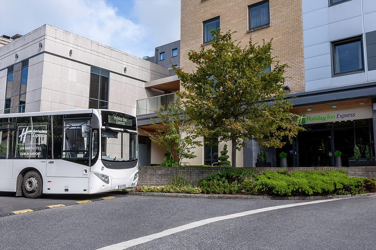 Dublin Airport Shuttle Bus