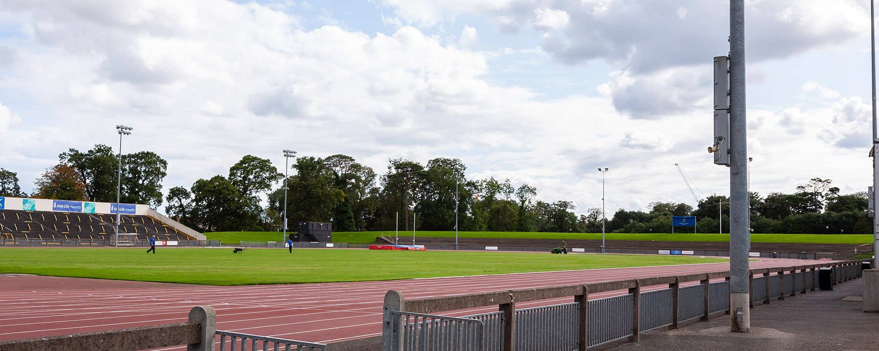 Morton Sports Stadium Northwood Park