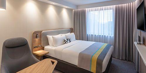 Airport Hotel Bedrooms
